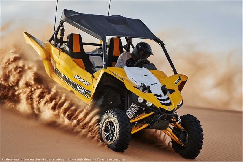 2016 Yamaha YXZ1000R SE in Oklahoma City, Oklahoma - Photo 12