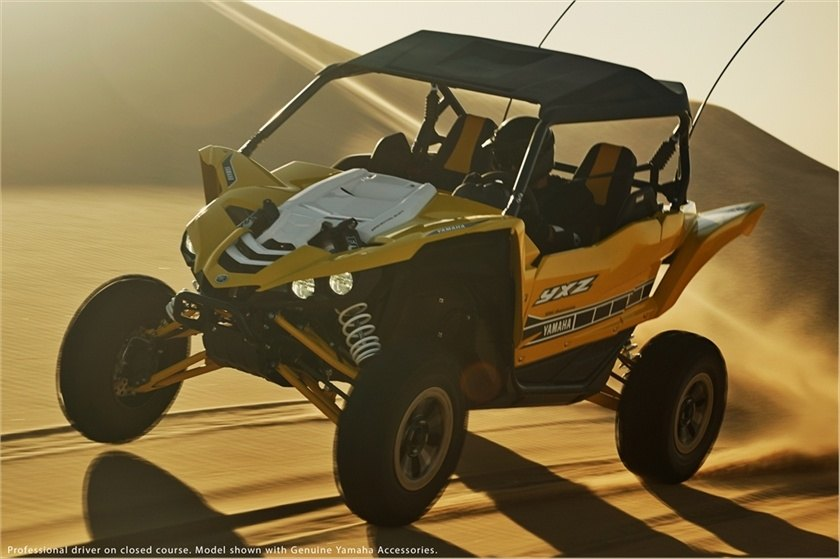 2016 Yamaha YXZ1000R SE in Gulfport, Mississippi - Photo 19