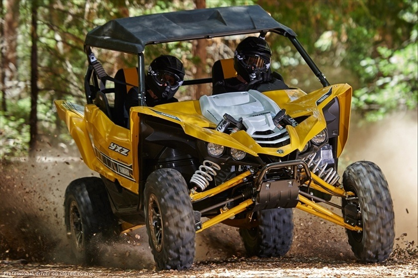 2016 Yamaha YXZ1000R SE in Johnson Creek, Wisconsin - Photo 39