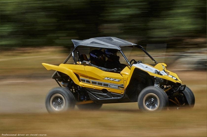 2016 Yamaha YXZ1000R SE in Brewton, Alabama