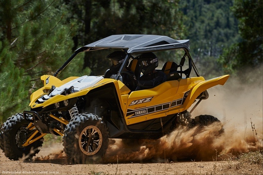 2016 Yamaha YXZ1000R SE in Gulfport, Mississippi - Photo 22