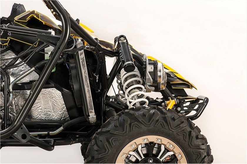2016 Yamaha YXZ1000R SE in Richardson, Texas