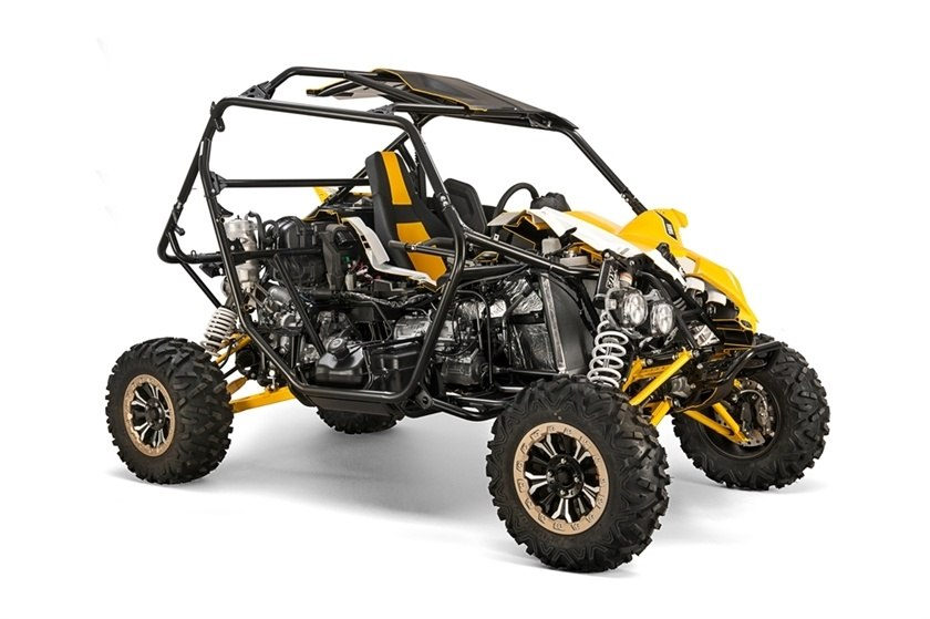 2016 Yamaha YXZ1000R SE in Oklahoma City, Oklahoma - Photo 34