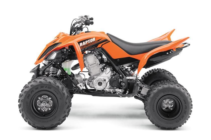 2017 Yamaha Raptor 700 in Utica, New York