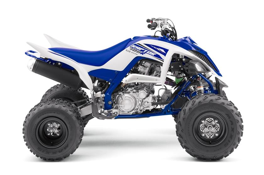 2017 Yamaha Raptor 700R in San Jose, California