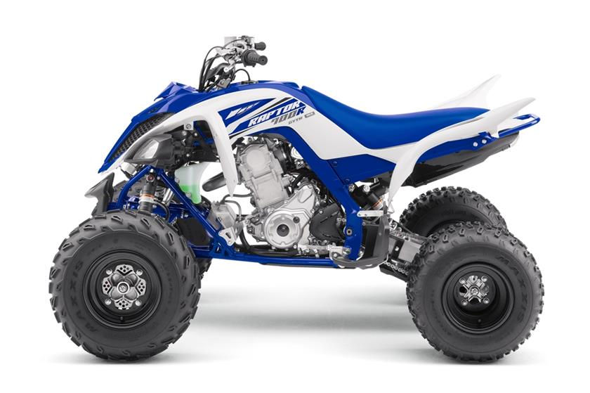2017 Yamaha Raptor 700R in Dallas, Texas