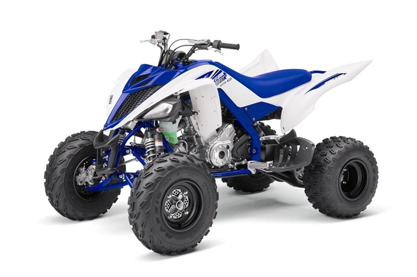 2017 Yamaha Raptor 700R in Hobart, Indiana