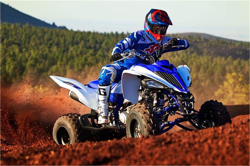 2017 Yamaha Raptor 700R in Manheim, Pennsylvania