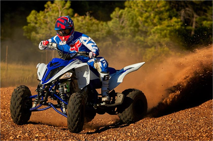 2017 Yamaha Raptor 700R in Derry, New Hampshire
