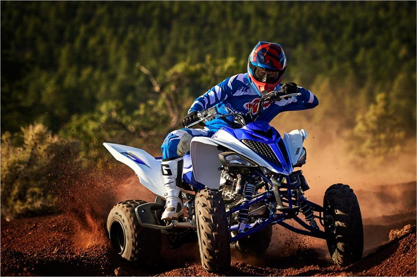 2017 Yamaha Raptor 700R in Orlando, Florida