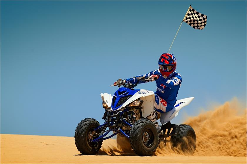2017 Yamaha Raptor 700R in Las Vegas, Nevada