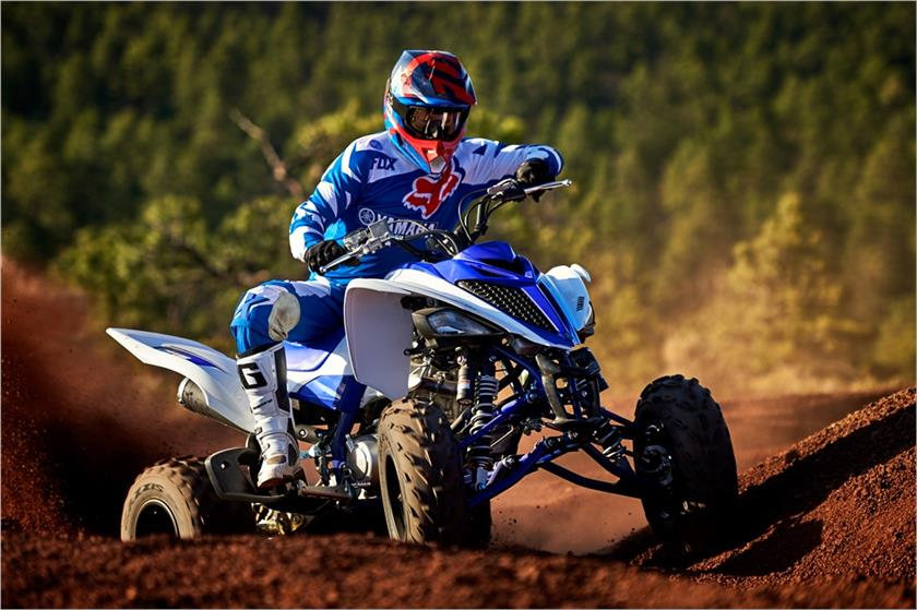 2017 Yamaha Raptor 700R in Fontana, California