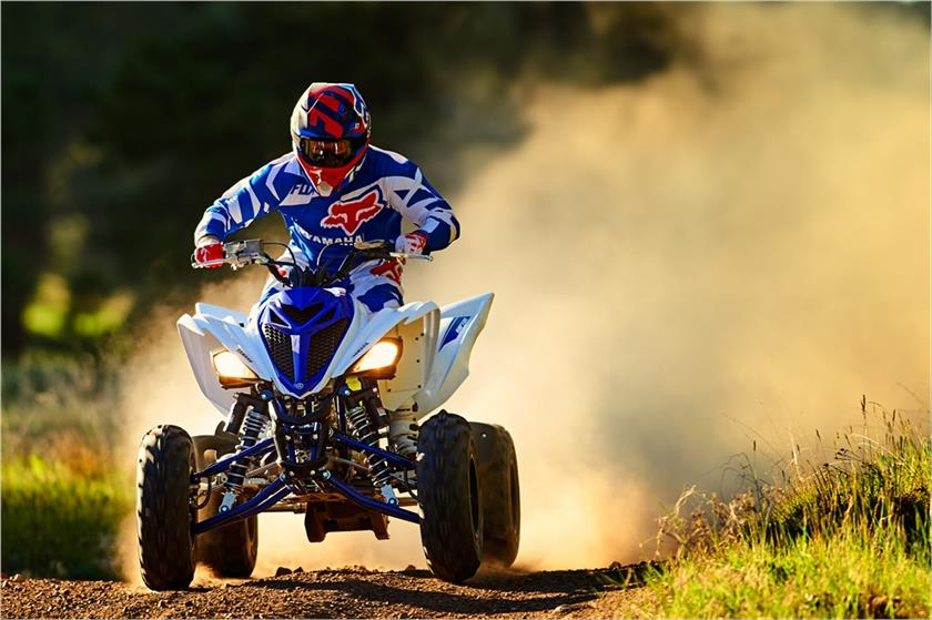 2017 Yamaha Raptor 700R in Utica, New York