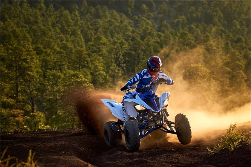 2017 Yamaha Raptor 700R in Canton, Ohio