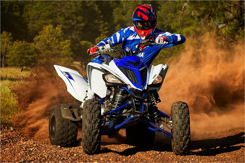 2017 Yamaha Raptor 700R in Pittsburgh, Pennsylvania