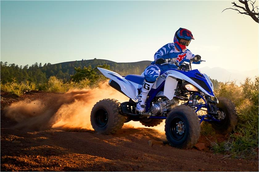 2017 Yamaha Raptor 700R in Burleson, Texas
