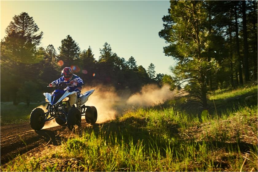 2017 Yamaha Raptor 700R in Coloma, Michigan