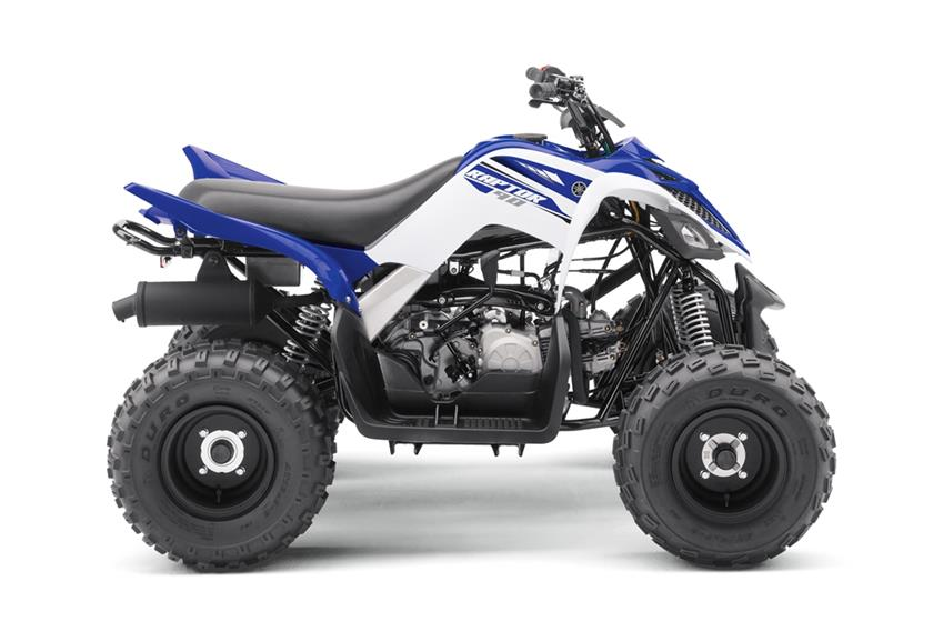 2017 Yamaha Raptor 90 in Louisville, Tennessee