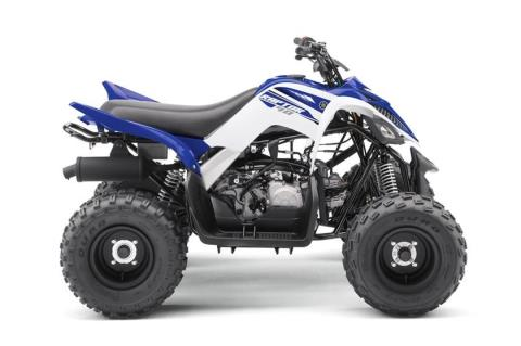 2017 Yamaha Raptor 90 in Lewiston, Maine