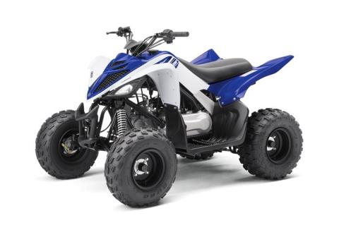 2017 Yamaha Raptor 90 in Lowell, North Carolina