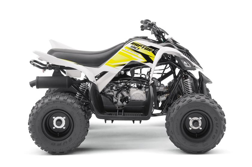 2017 Yamaha Raptor 90 in Asheville, North Carolina