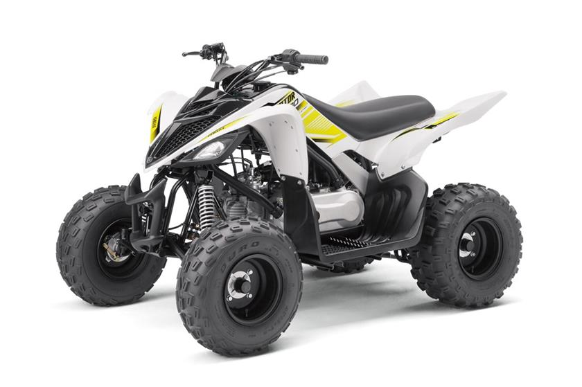 2017 Yamaha Raptor 90 in Olympia, Washington