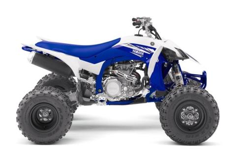 2017 Yamaha YFZ450R in Danbury, Connecticut