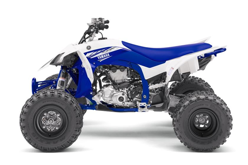 2017 Yamaha YFZ450R in Derry, New Hampshire