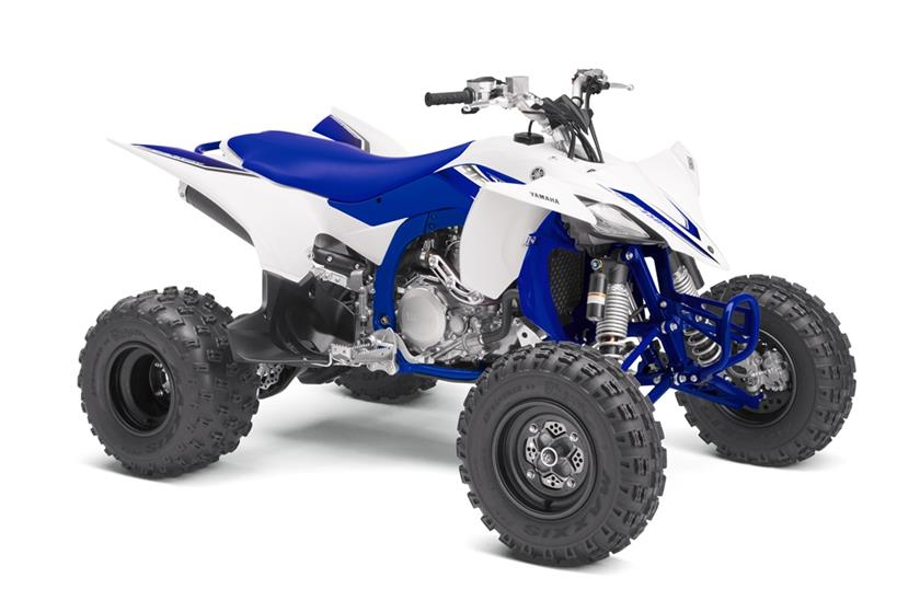2017 Yamaha YFZ450R in Coloma, Michigan