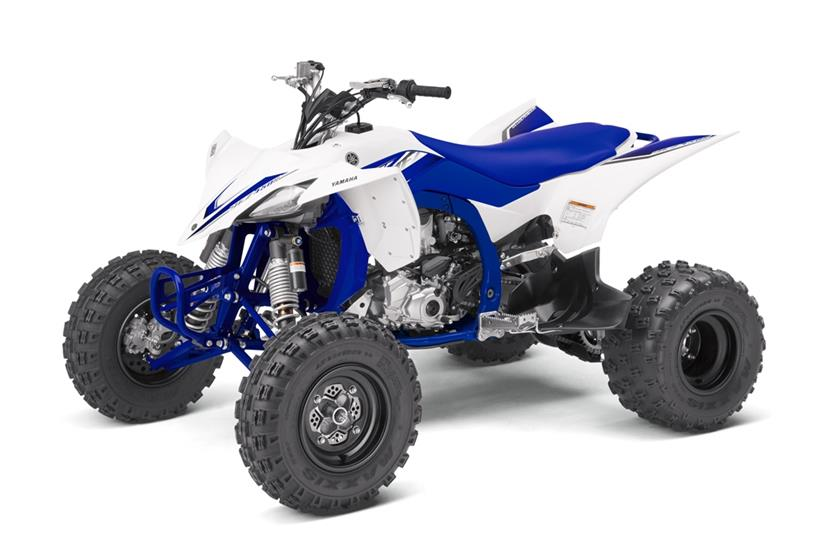 2017 Yamaha YFZ450R in Lowell, North Carolina