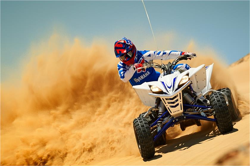 2017 Yamaha YFZ450R in Simi Valley, California