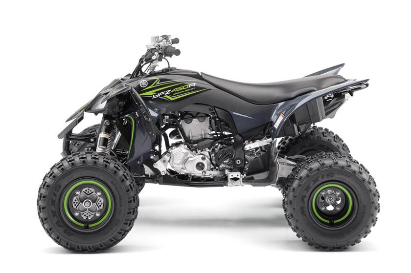 2017 Yamaha YFZ450R SE in Clarence, New York