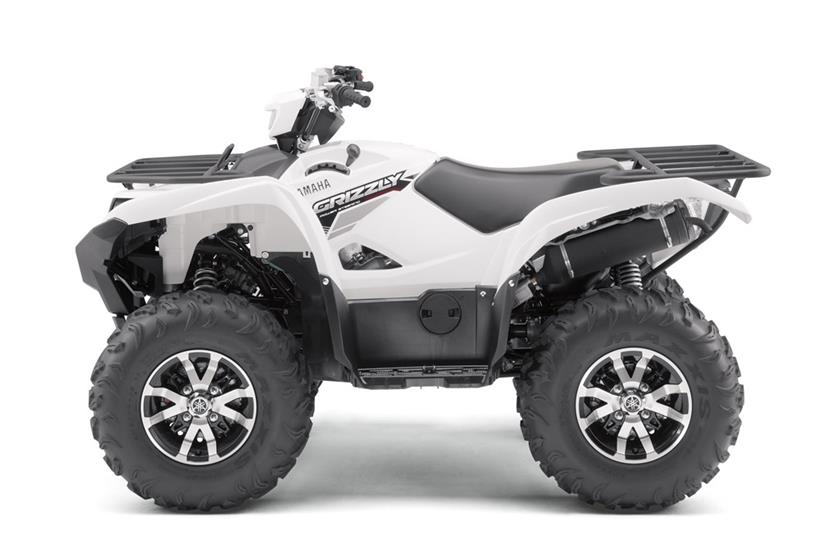 2017 Yamaha Grizzly EPS in Miami, Florida
