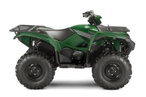 2017 Yamaha Grizzly EPS in Danbury, Connecticut