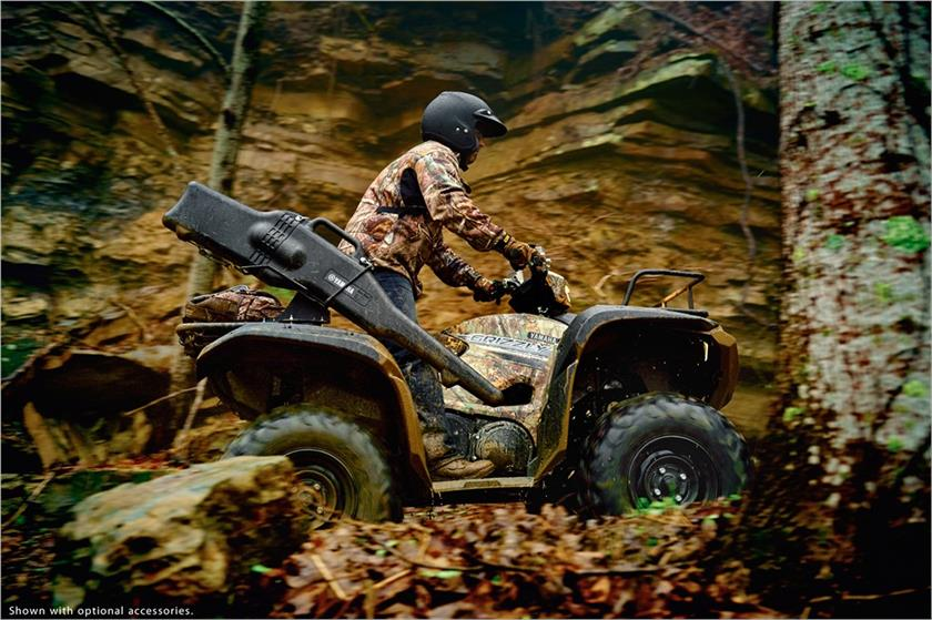 2017 Yamaha Grizzly EPS in Statesville, North Carolina