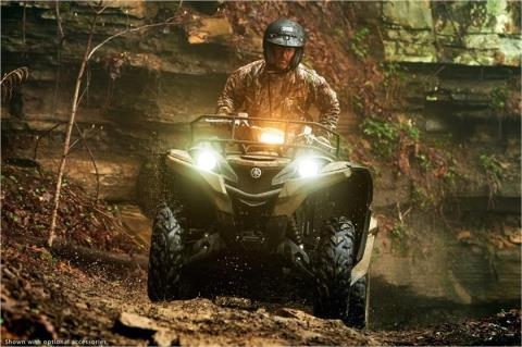 2017 Yamaha Grizzly EPS in Dallas, Texas