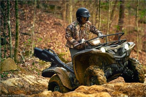 2017 Yamaha Grizzly EPS in Paw Paw, Michigan