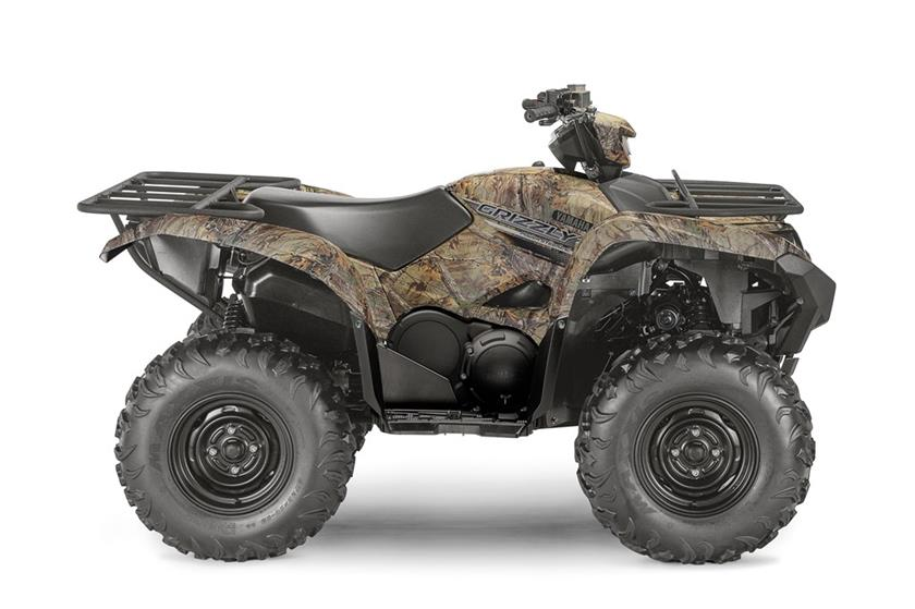 2017 Yamaha Grizzly EPS in Belle Plaine, Minnesota