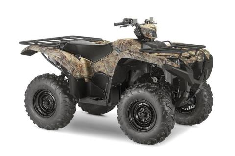2017 Yamaha Grizzly EPS in Allen, Texas