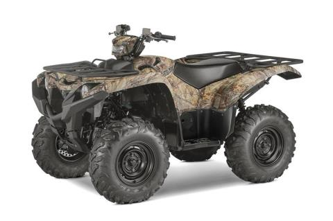 2017 Yamaha Grizzly EPS in Bridgeport, West Virginia