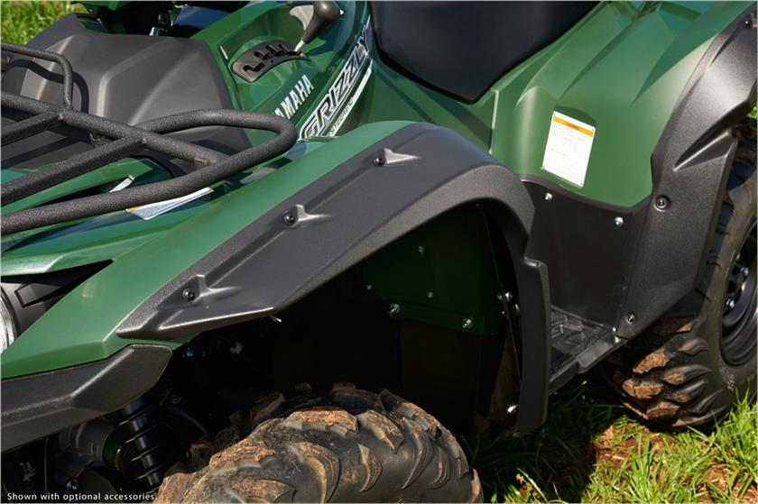 2017 Yamaha Grizzly EPS in Richardson, Texas