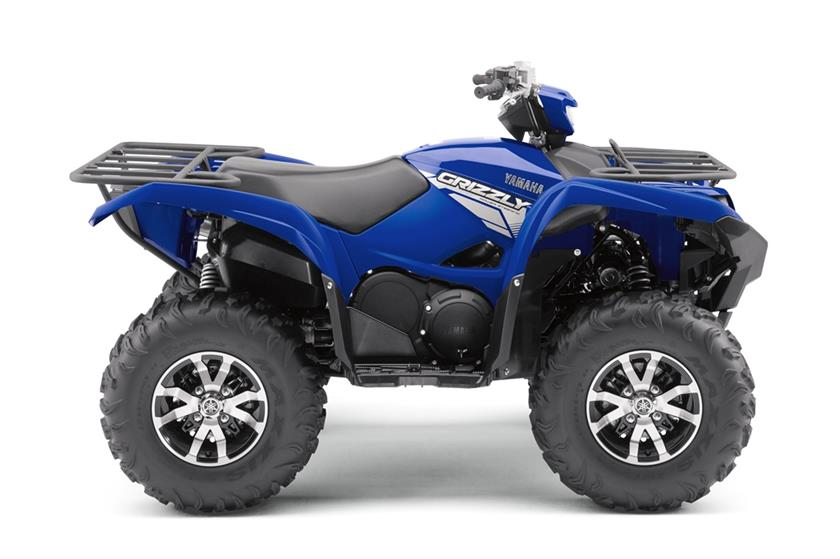 2017 Yamaha Grizzly EPS in Elkhart, Indiana