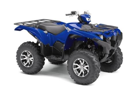2017 Yamaha Grizzly EPS in Louisville, Tennessee
