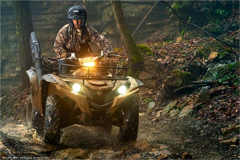 2017 Yamaha Grizzly EPS in Chesterfield, Missouri