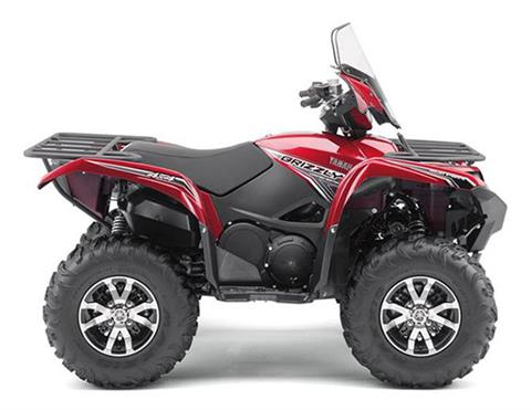 2017 Yamaha Grizzly EPS LE in Flagstaff, Arizona