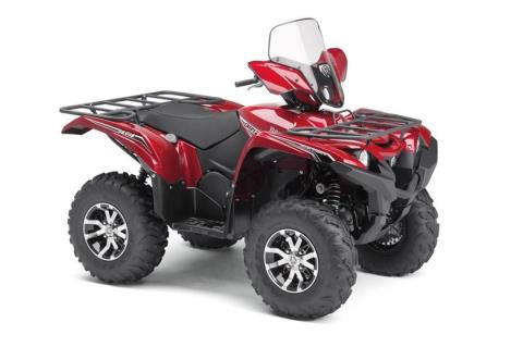 2017 Yamaha Grizzly EPS LE in Clearwater, Florida