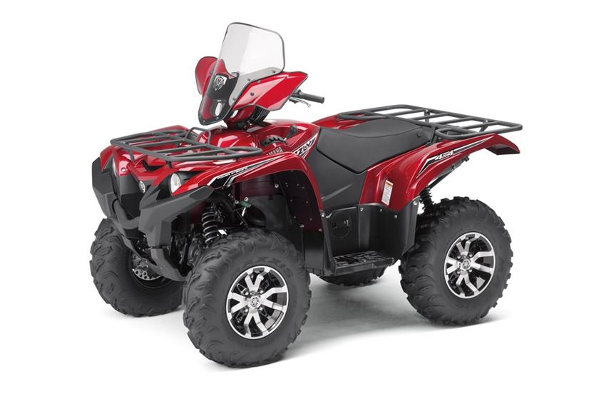 2017 Yamaha Grizzly EPS LE in Deptford, New Jersey
