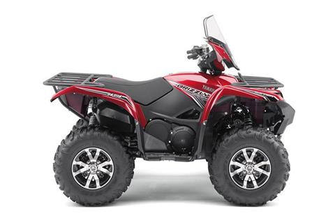 2017 Yamaha Grizzly EPS LE in Lowell, North Carolina