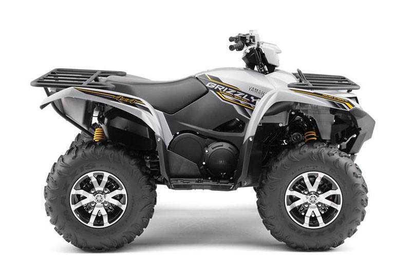 2017 Yamaha Grizzly EPS SE in Orlando, Florida