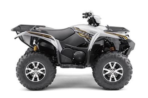 2017 Yamaha Grizzly EPS SE in Hicksville, New York